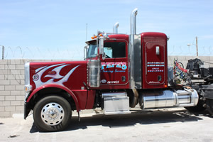 Commercial Tow Colton